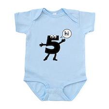Hi Five Infant Bodysuit
