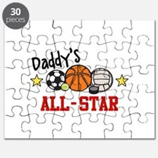 Daddys All-Star Puzzle