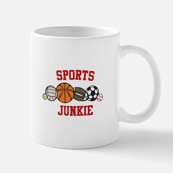 Sports Junkie Mugs