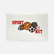 Sports Nut Magnets