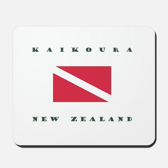Kaikoura New Zealand Dive Mousepad