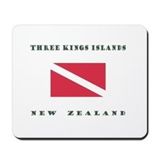 Three Kings Islands New Zealand Dive Mousepad