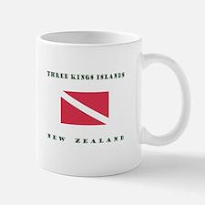 Three Kings Islands New Zealand Dive Mugs