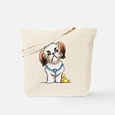 Shih Tzu Ducky Tote Bag
