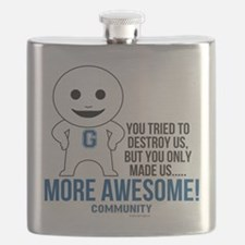 Community TV More Awesome Flask