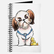 Shih Tzu Ducky Journal