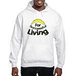 humorous banana Hooded Sweatshirt
