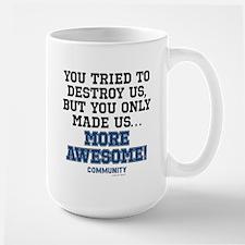 Community TV More Awesome Mug