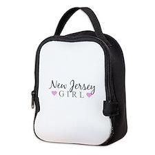 New Jersey Girl Neoprene Lunch Bag