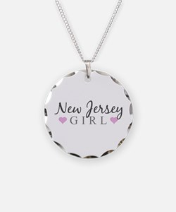 New Jersey Girl Necklace