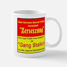 ZERSETZUNG Mug