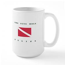 The Blue Hole Belize Dive Mugs
