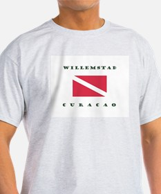 Willemstad Curacao Dive T-Shirt