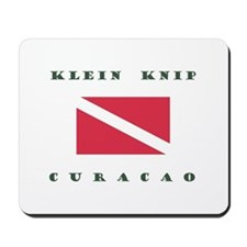 Klein Knip Curacao Dive Mousepad