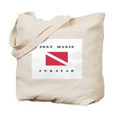 Port Marie Curacao Dive Tote Bag