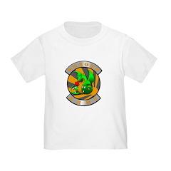 Toddler Dragon Army T-Shirt