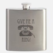 Give Me a Ring Flask