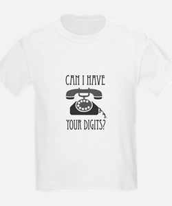 Your Digits T-Shirt