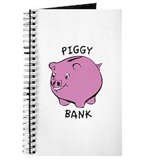 Piggy Bank Journal