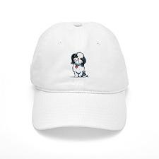 Shih Tzu Panda Baseball Baseball Cap