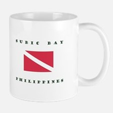 Subic Bay Philippines Dive Mugs