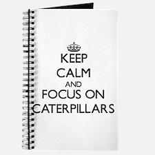 Unique Caterpillar Journal