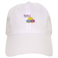 Breakfast of Champions Baseball Baseball Cap