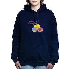 Breakfast of Champions Women's Hooded Sweatshirt