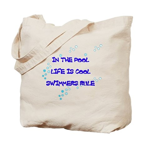 Life is Cool Tote Bag