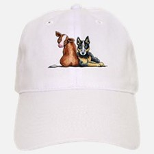 ACD and Cow Baseball Baseball Baseball Cap