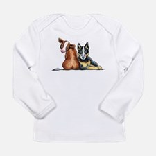 ACD and Cow Long Sleeve T-Shirt