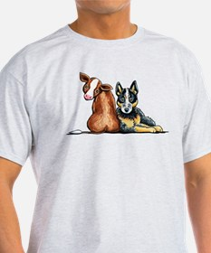 ACD and Cow T-Shirt