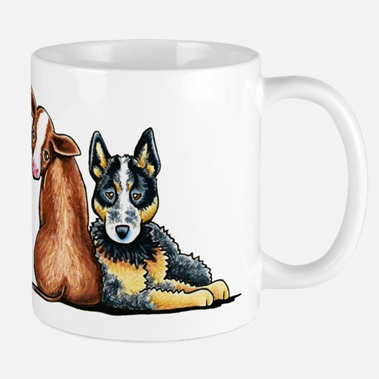 ACD and Cow Mugs
