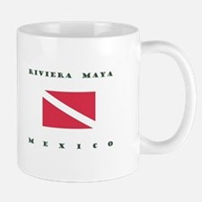 Riviera Maya Mexico Dive Mugs