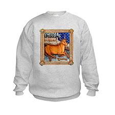 Taurus (Medieval) Zodiac Sweatshirt