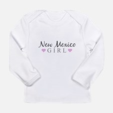 New Mexico Girl Long Sleeve T-Shirt