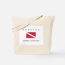 Bonaire Lesser Antilles Dive Tote Bag