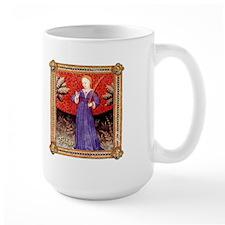 Virgo (Medieval) Zodiac Mug