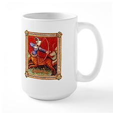 Sagittarius (Medieval) Zodiac Mug