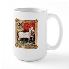 Capricorn (Medieval) Zodiac Mug