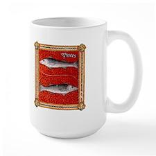 Pisces (Medieval) Zodiac Mug