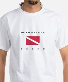 Sharm El Sheikh Egypt Dive T-Shirt