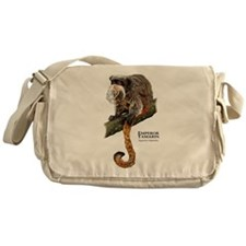 Emperor Tamarin Messenger Bag