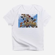 Funny Zipper Infant T-Shirt