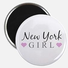 New York Girl Magnets