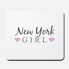 New York Girl Mousepad