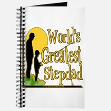 Best Step Dad Fishing Journal