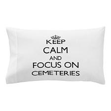 Unique Cemetery hill Pillow Case