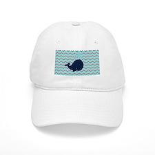 Unique Whale Baseball Cap