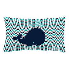 Cute Whale kid Pillow Case